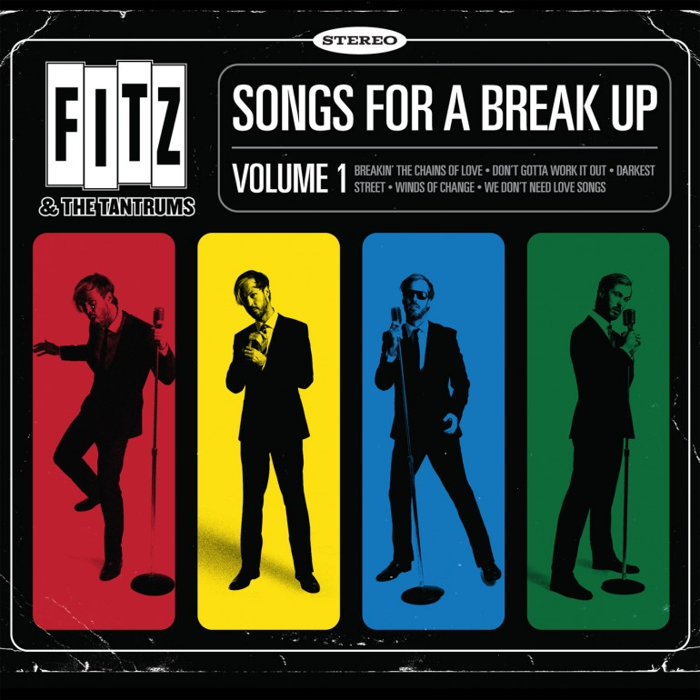 Fitz & The Tantrums - Songs For A Break Up Volume 1 - Digital