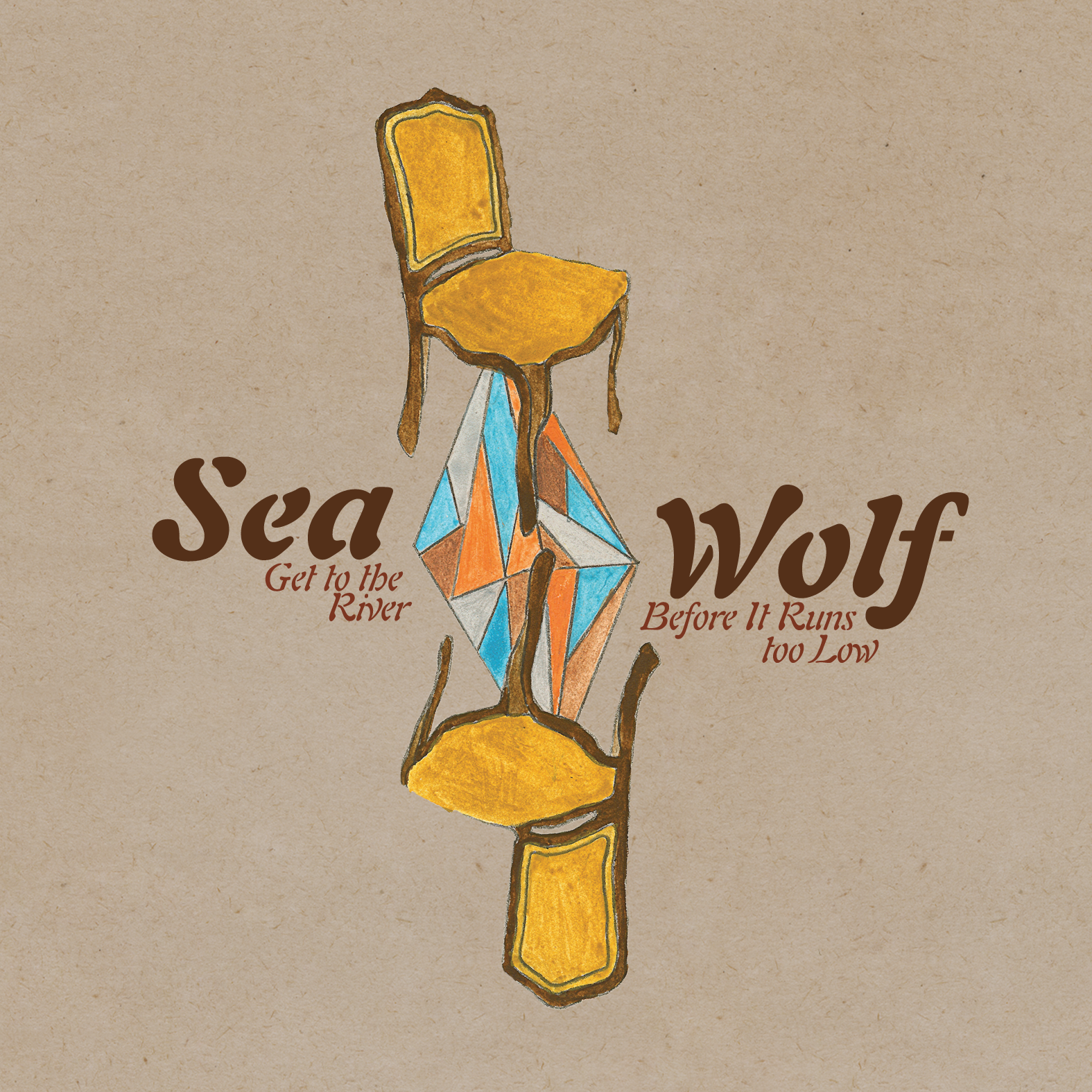 Sea Wolf - Get To The River Before It Runs Too Low EP - Digital