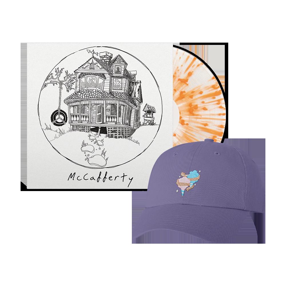 Vinyl + Hat