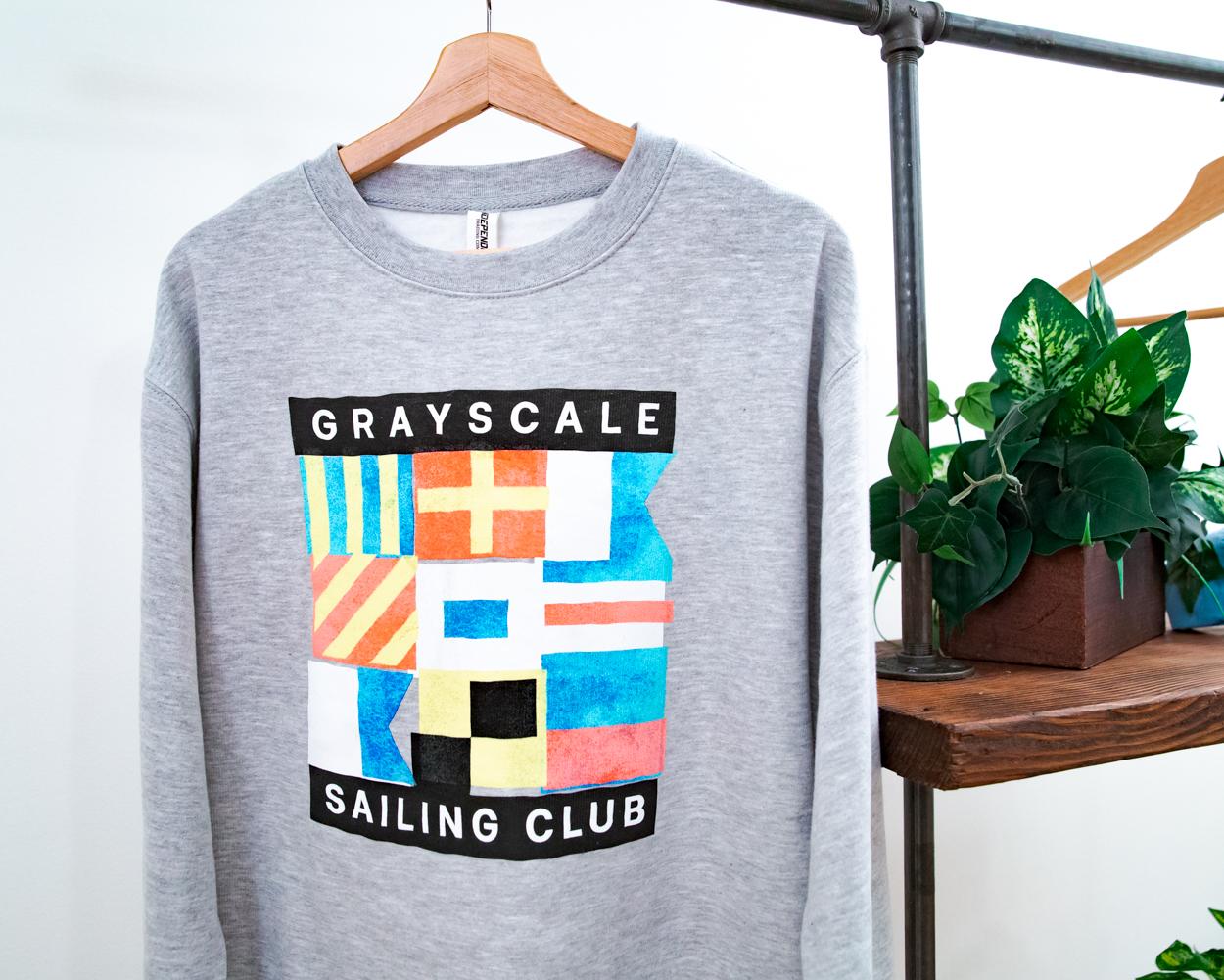 Sailing Club Crewneck