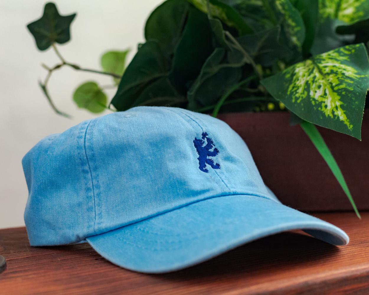 Heraldic Bear Dad Hat