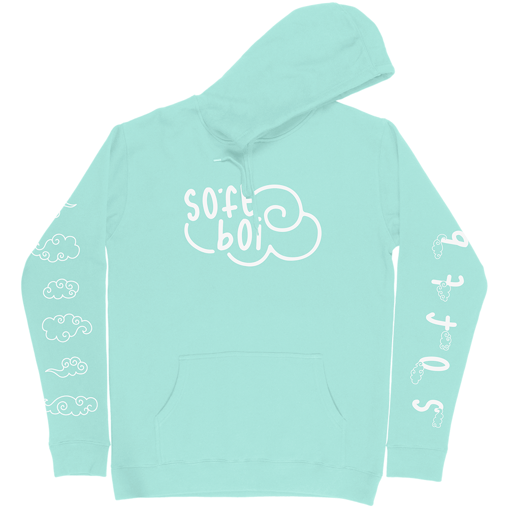 Soft Boi Hoodie - Mint
