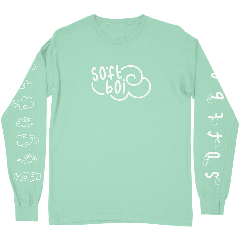 Soft Boi Long Sleeve - Island Reef