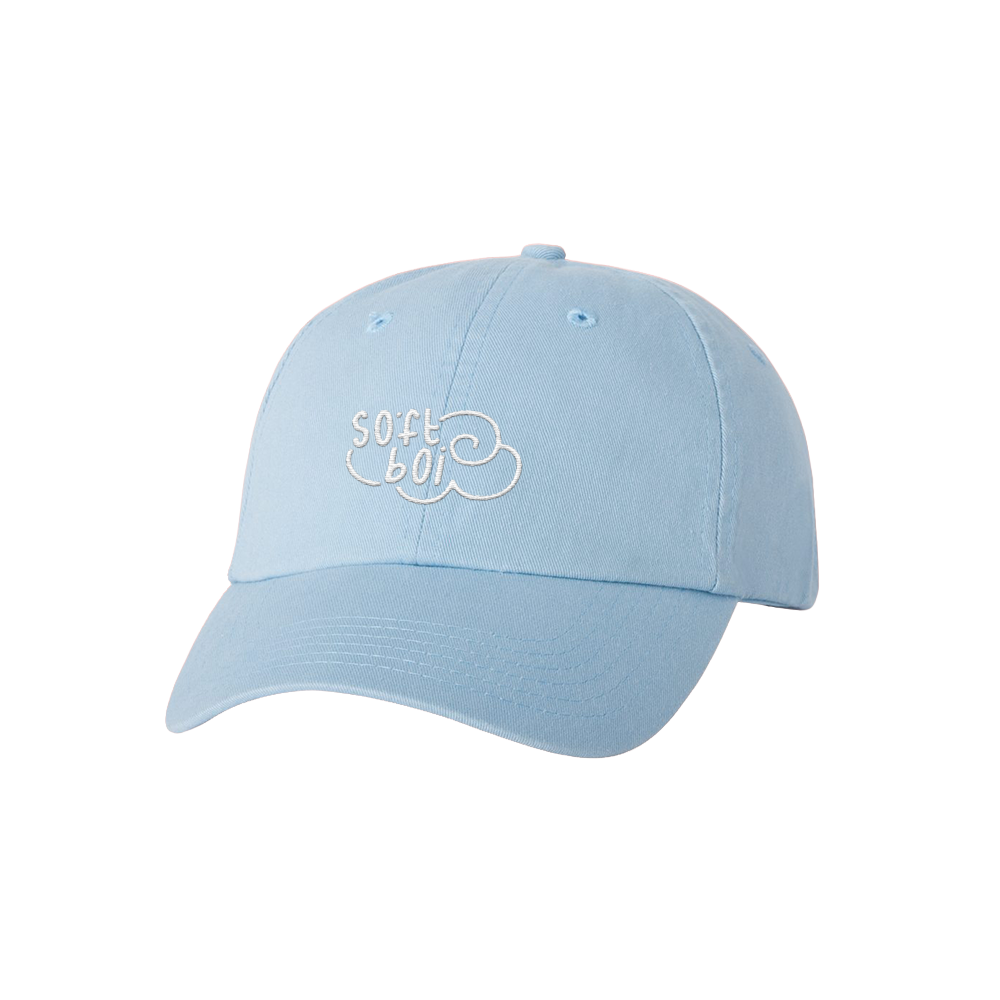 Soft Boi Hat - Baby Blue