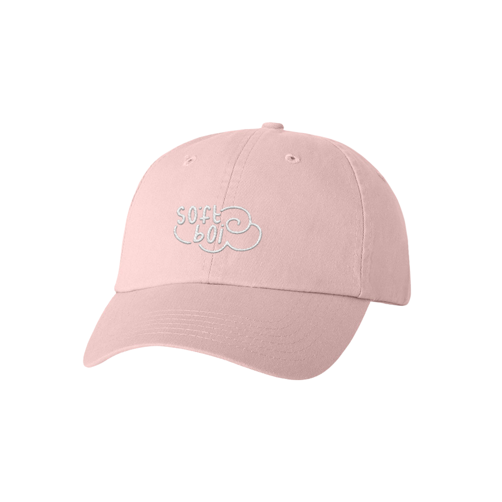 Soft Boi Hat - Light Pink