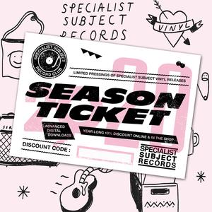 2020 Season Ticket - Vinyl Subscription