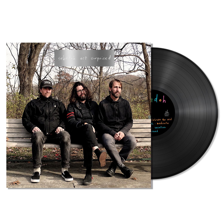 Sebadoh - Act Surprised LP