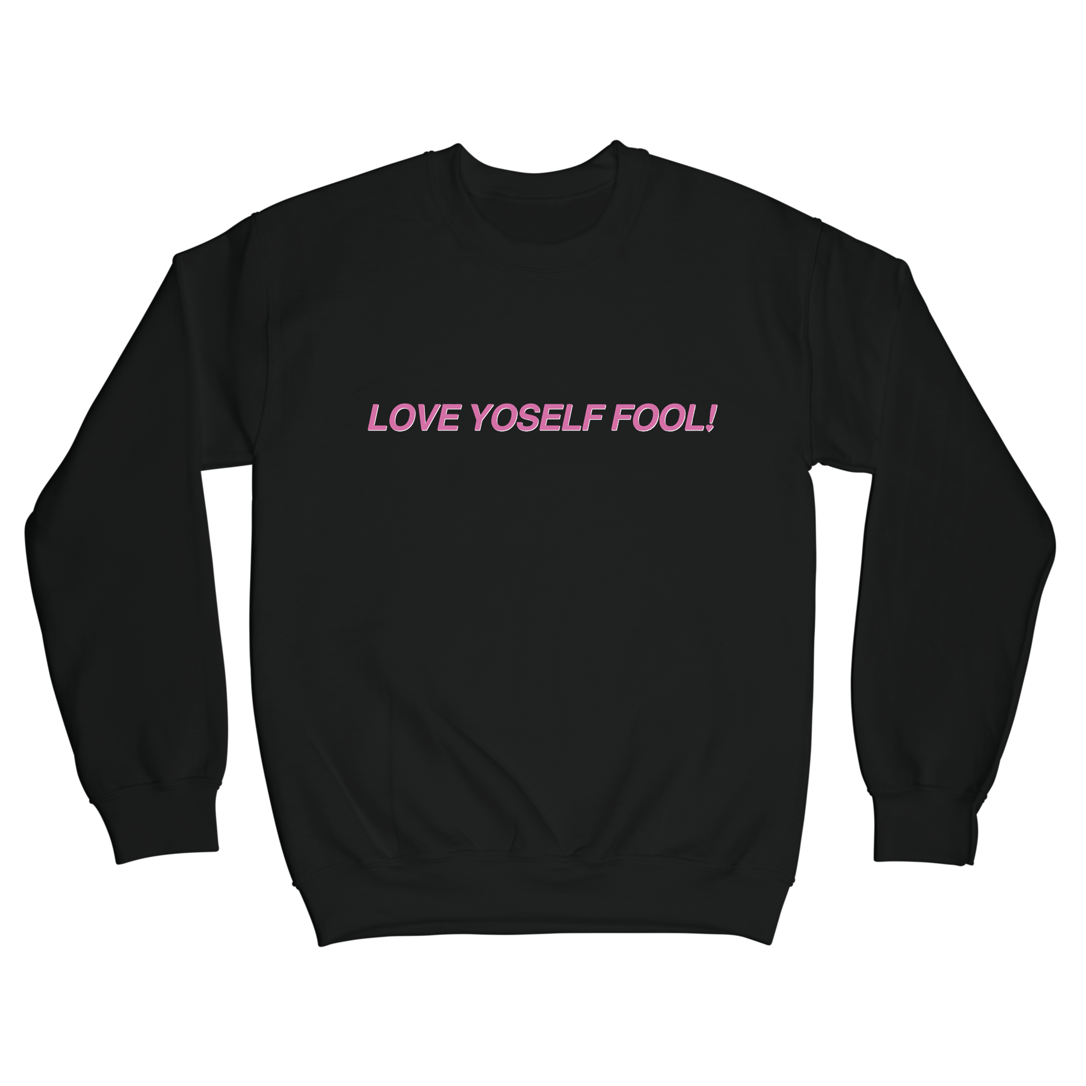 Love Yoself Crewneck