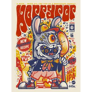 Hoppypop! Mini Print
