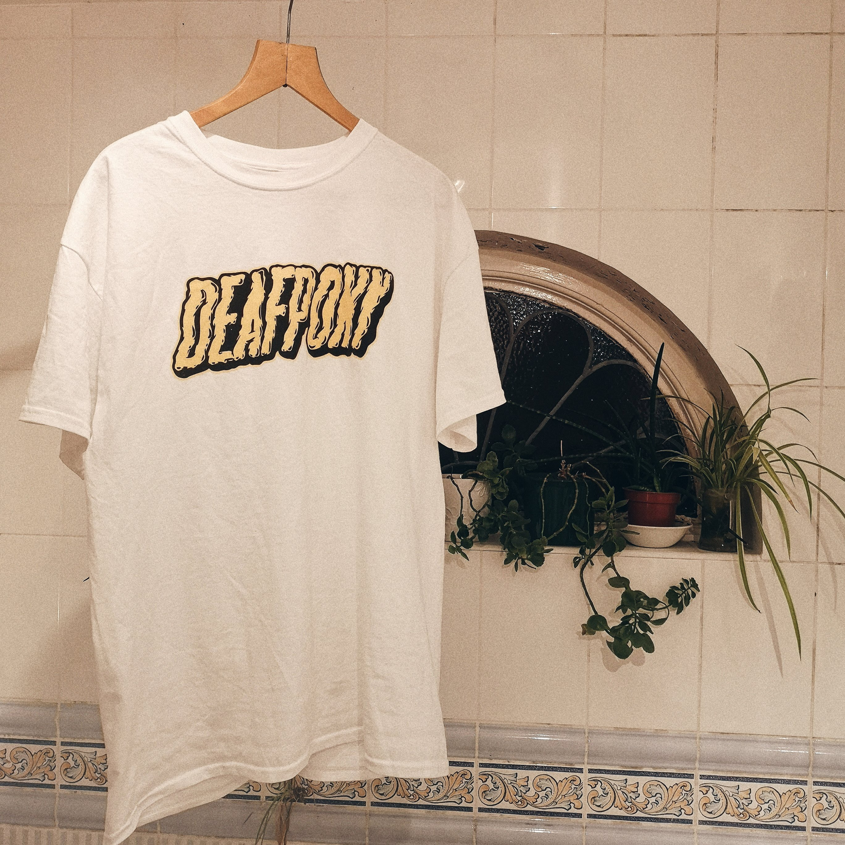 deafpony Logo Tee