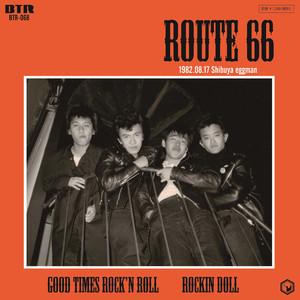 Route 66 (Cult Japanese Punk) - 1982.08.17 Shibuya Eggman 7
