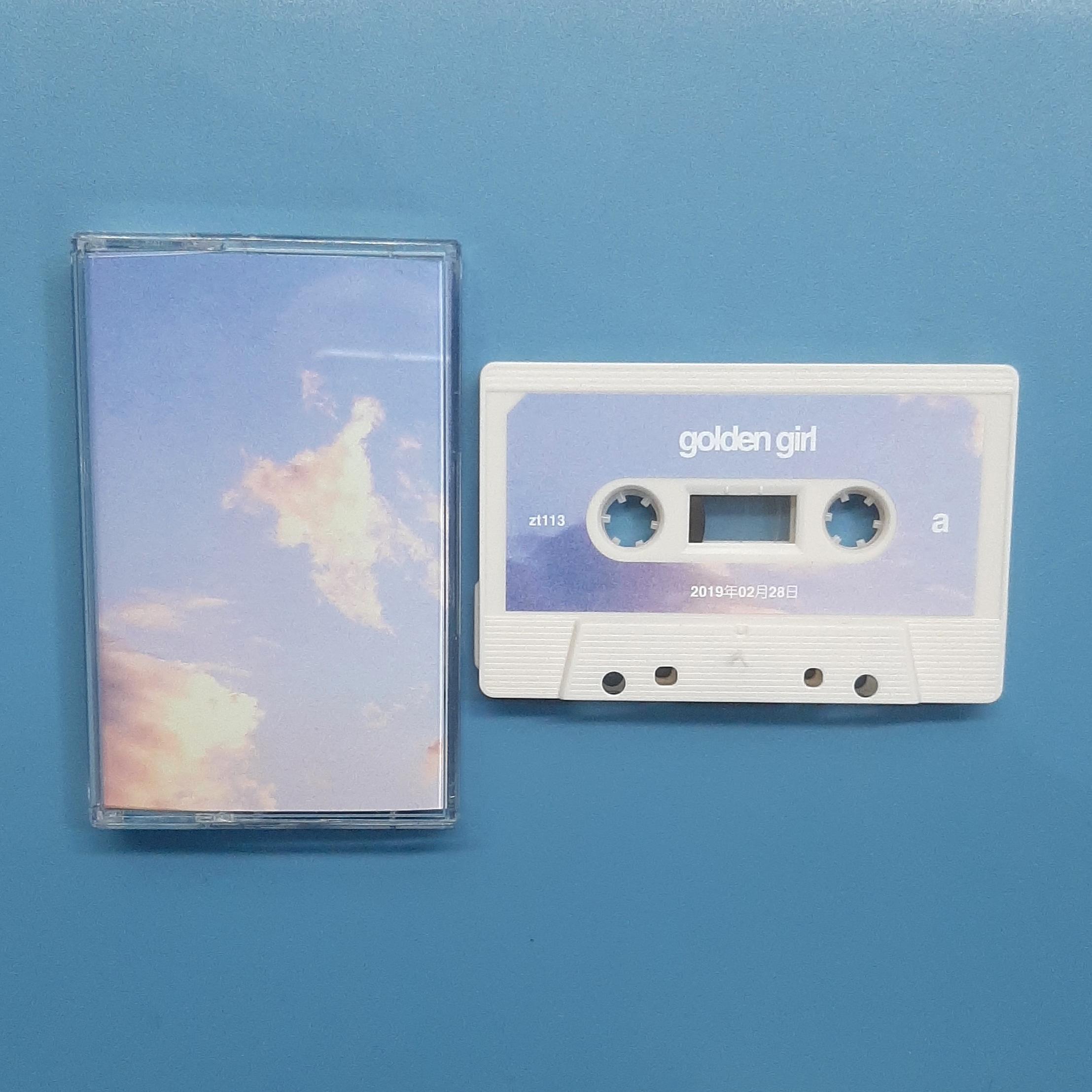 fuvk - golden girl (Z Tapes)