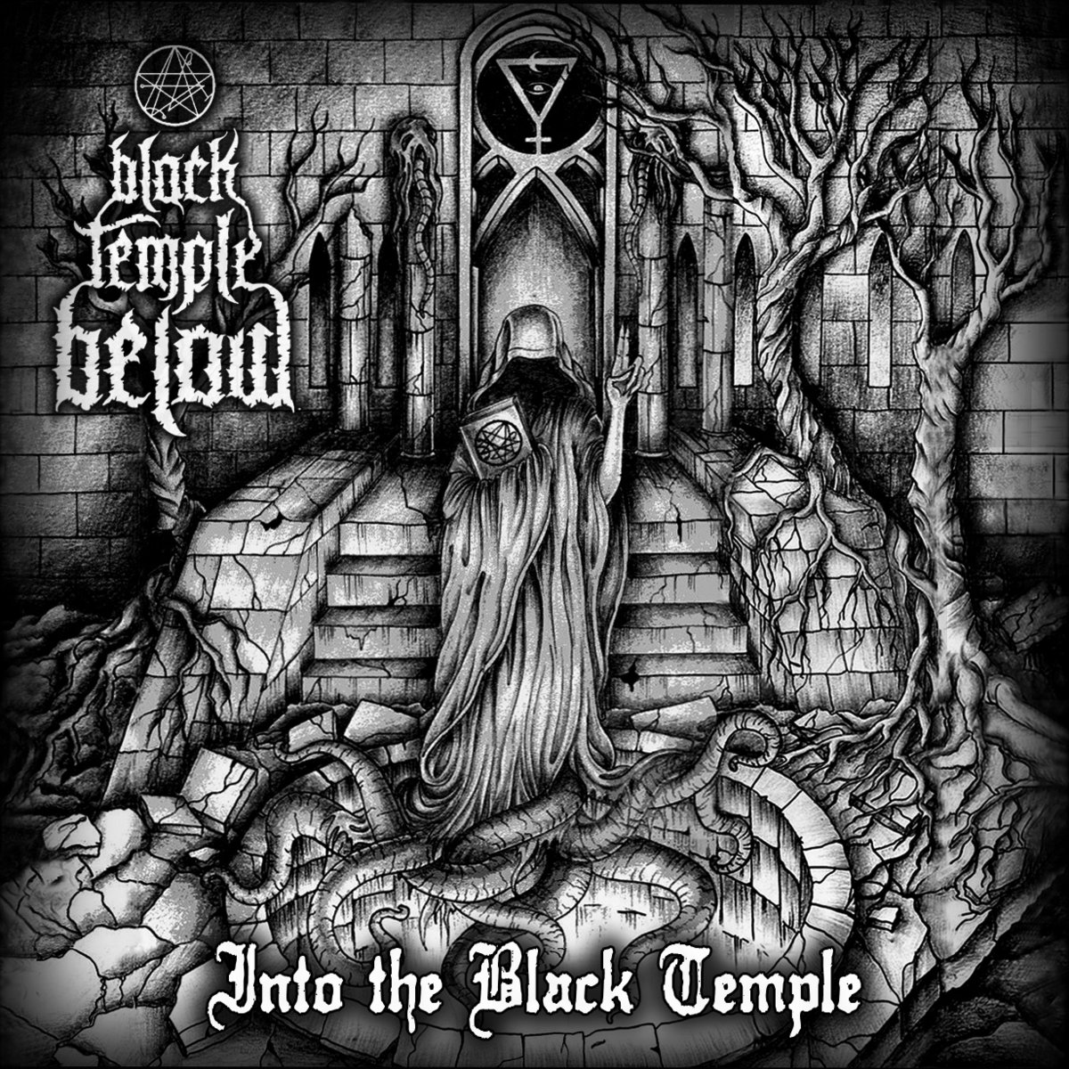 BLACK TEMPLE BELOW - Into the Black Temple