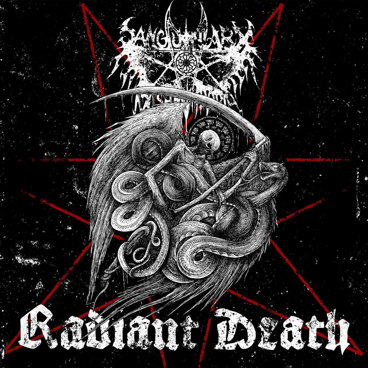 SANGUINARY MISANTHROPIA - Radiant Death
