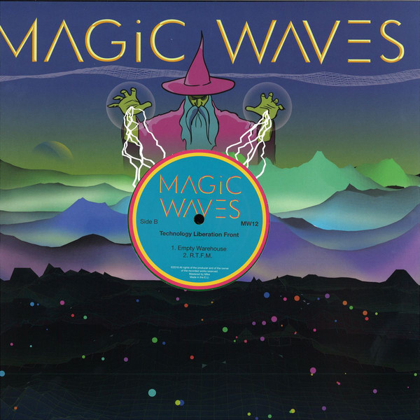 Technology Liberation Front – Borrowed Fogs (Magic Waves)