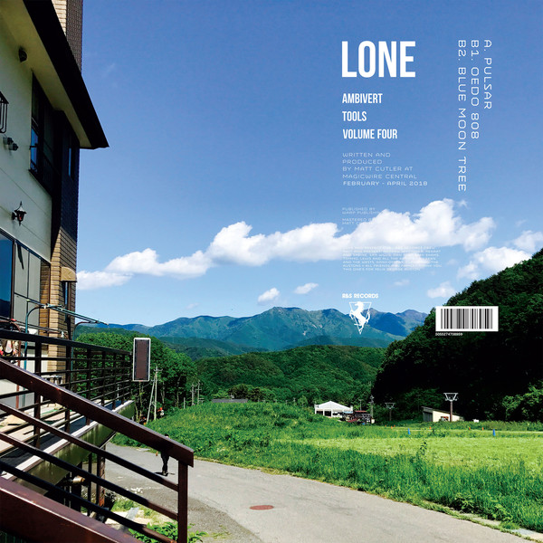 Lone ‎– Ambivert Tools Volume Four (R&S)