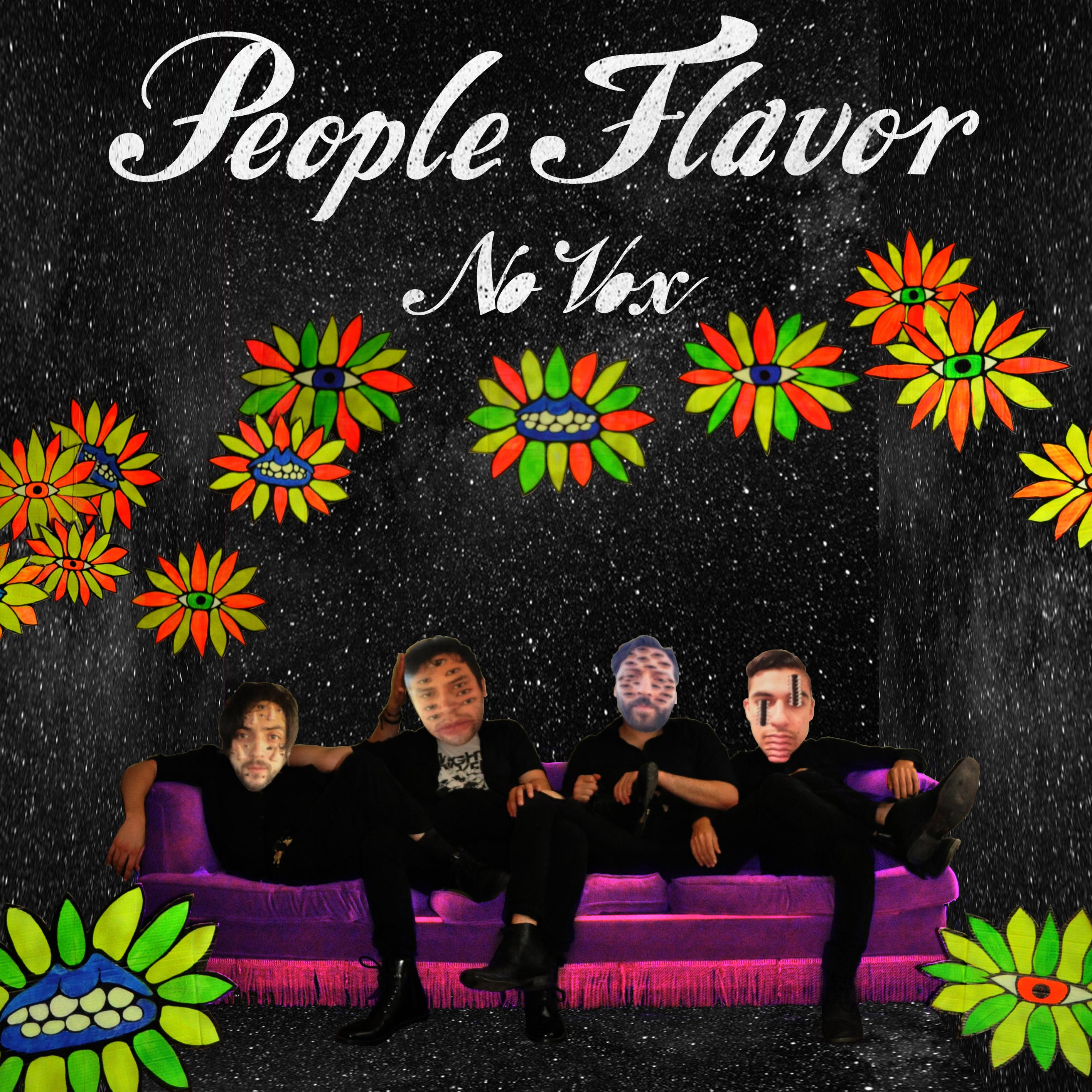 People Flavor - No Vox - Single