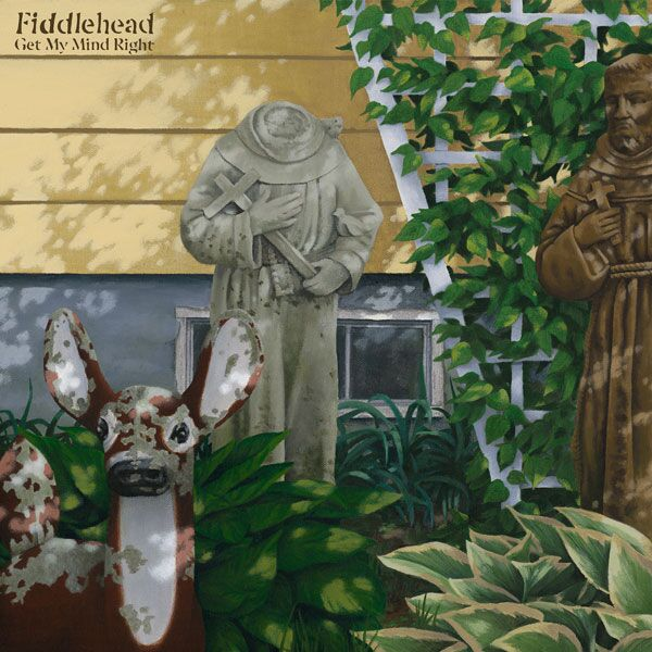 Fiddlehead – Get My Mind Right 7 ""