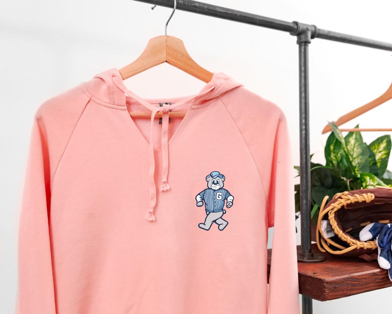 Women's Baseball Sweatshirt