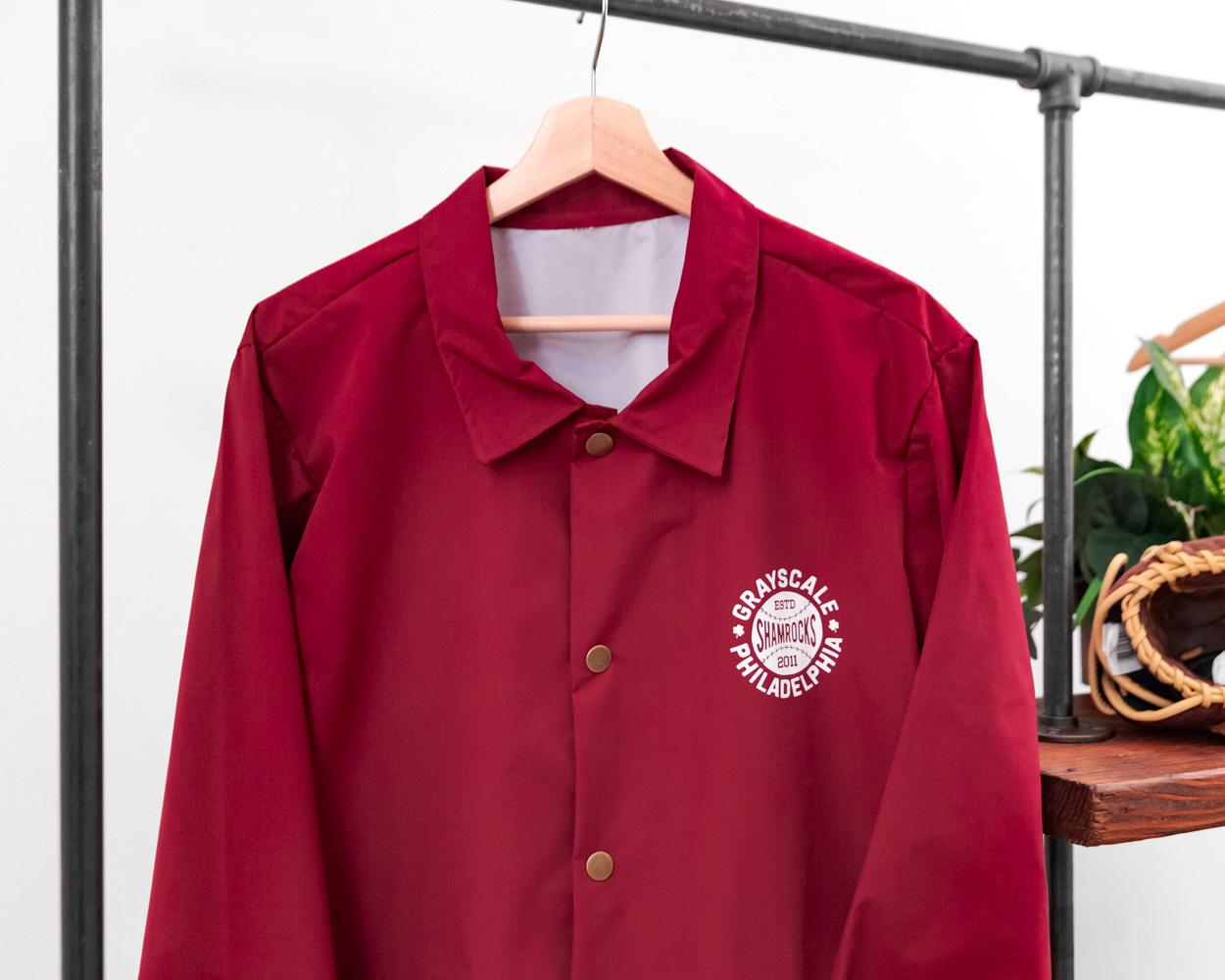 Waterproof Coaches Jacket