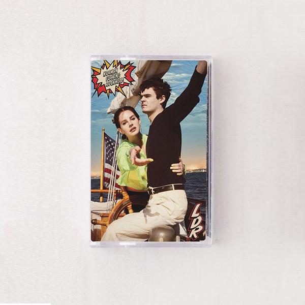 Lana Del Rey - Norman Fucking Rockwell! Cassette Tape