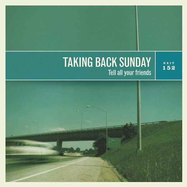 Taking Back Sunday - Tell All Your Friends LP