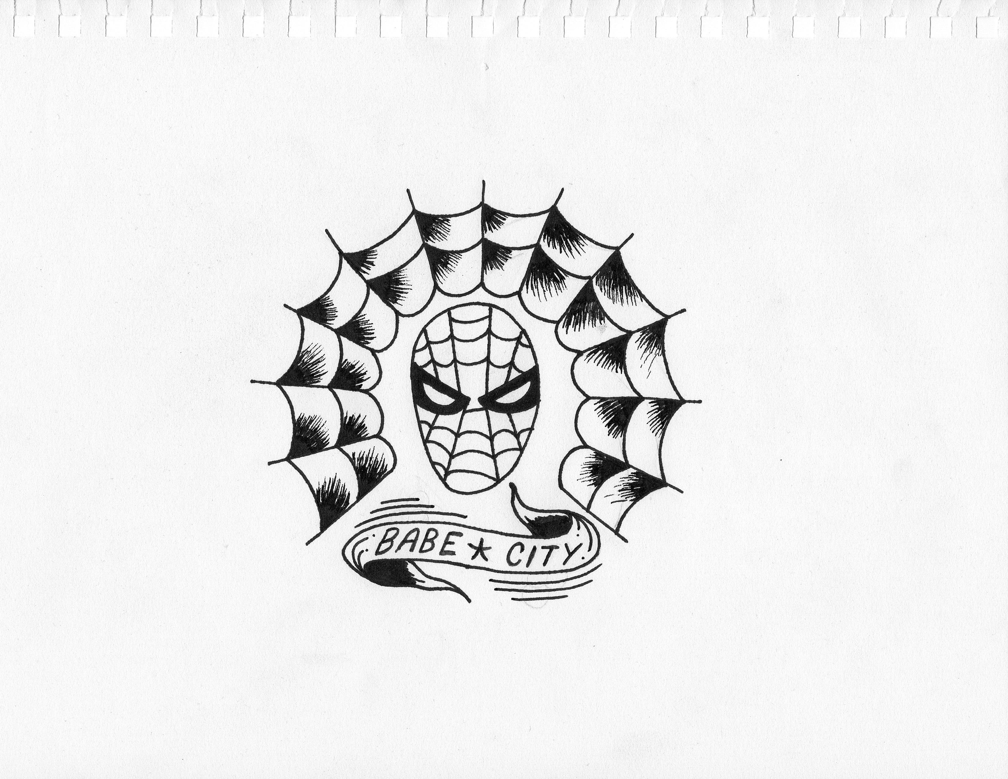 Sticker - Spider Human