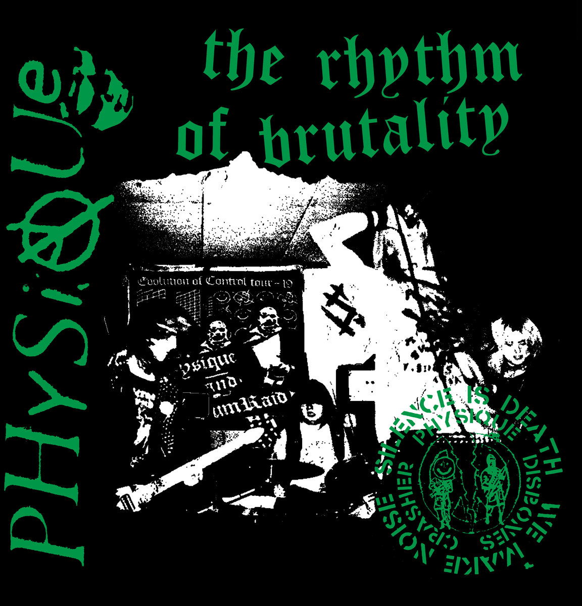 Physique - The Rhythm of Brutality LP