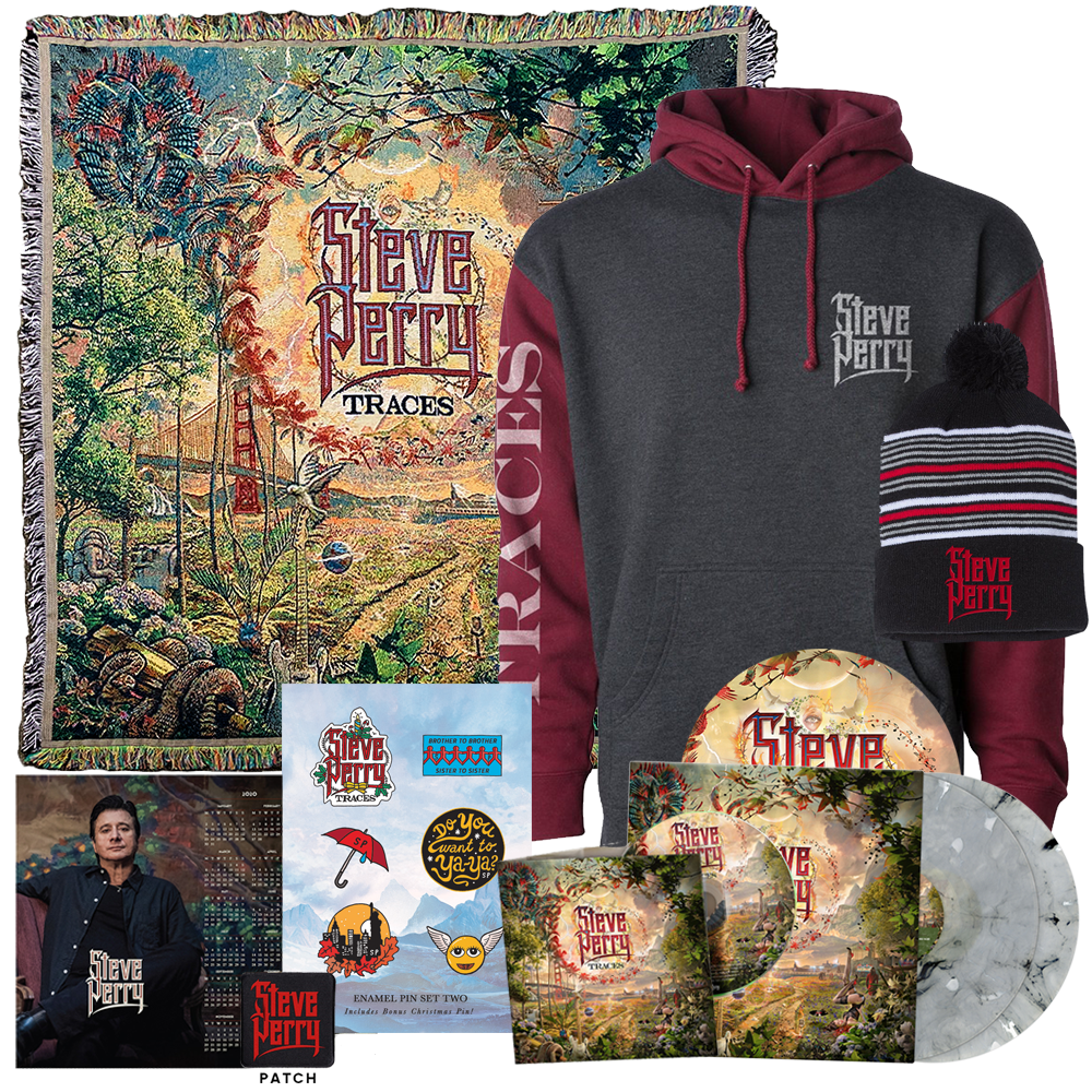 Signed Stay Warm Limited Bundle (limited edition of 250)