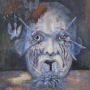 Kohti Tuhoa - Ihmisen Kasvot LP