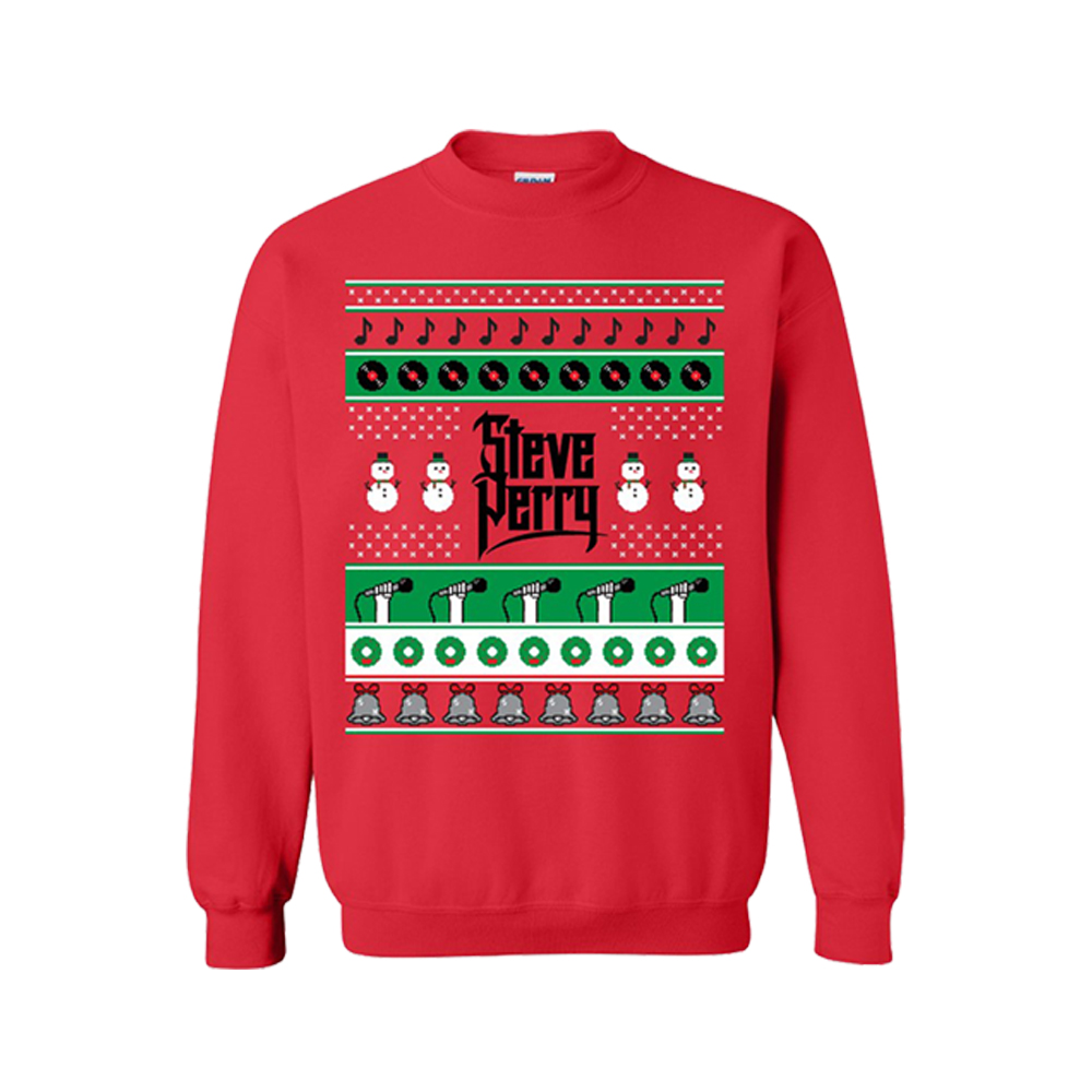 Ugly Christmas Crew Sweatshirt (three options)