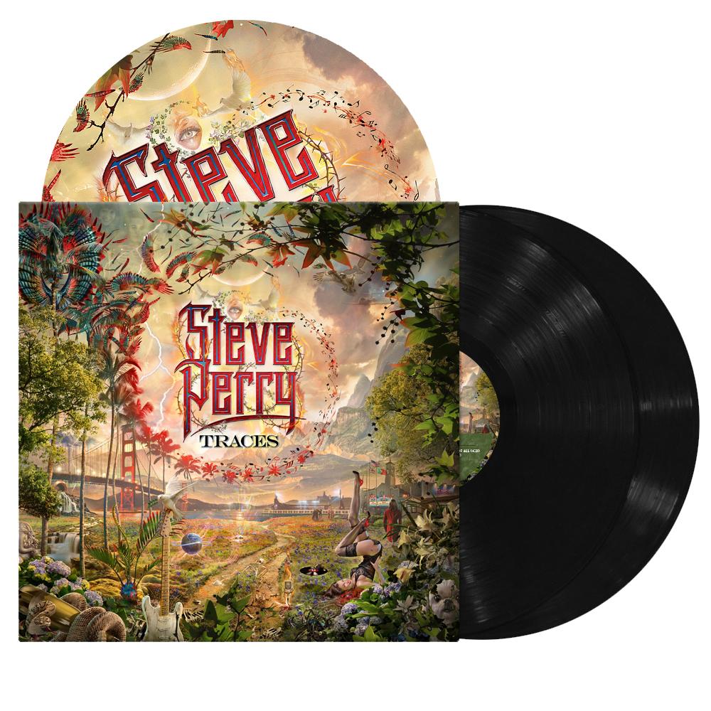 """""""Silver Bells"""" Red Hoodie + Vinyl/CD/Download (optional)"""