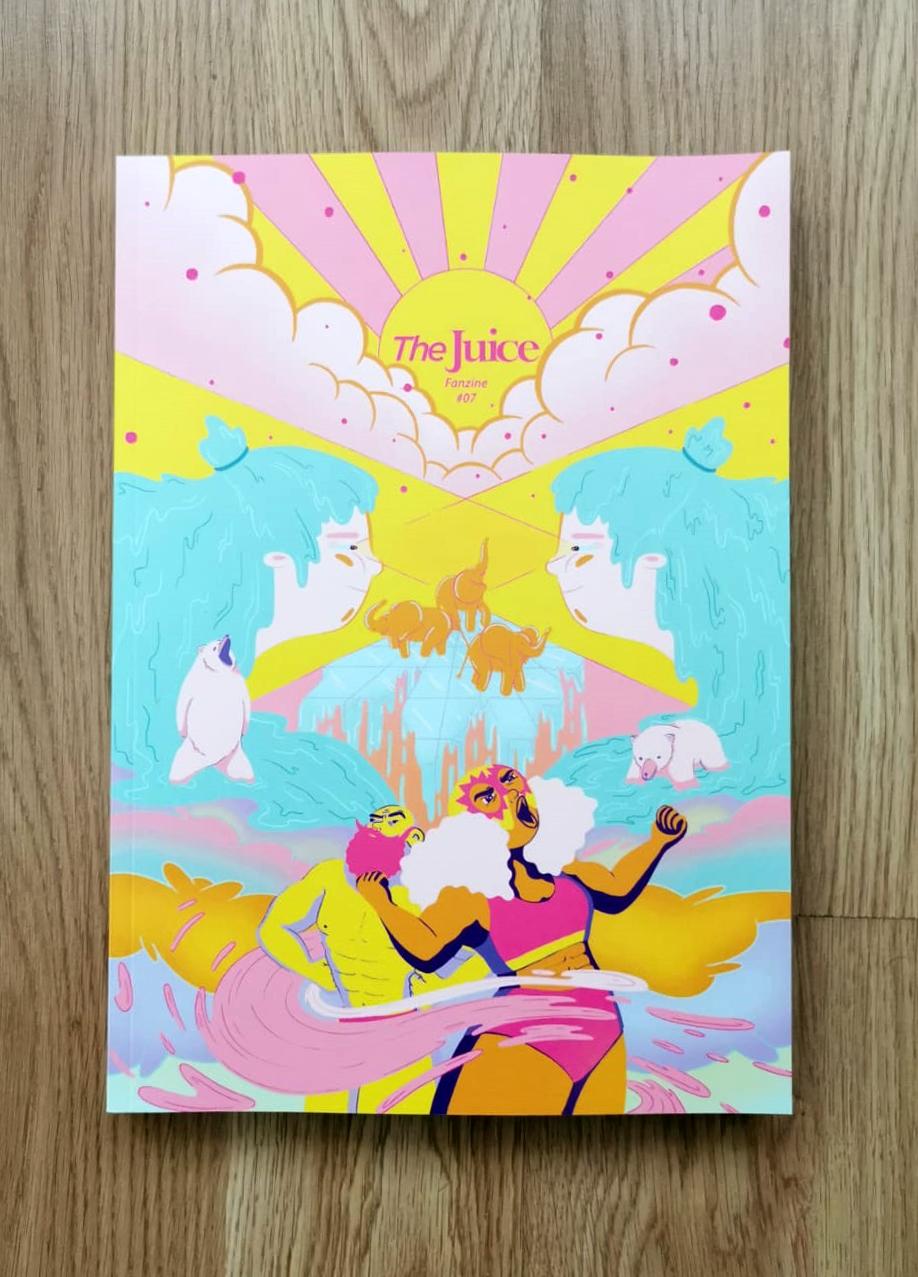 The Juice Fanzine #07