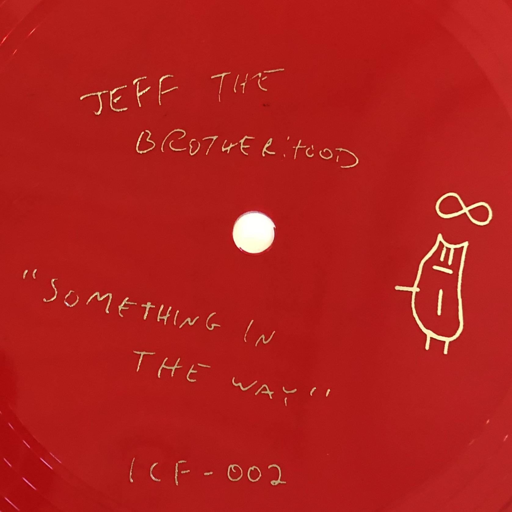JEFF The Brotherhood FLEXI'S 8 bucks!