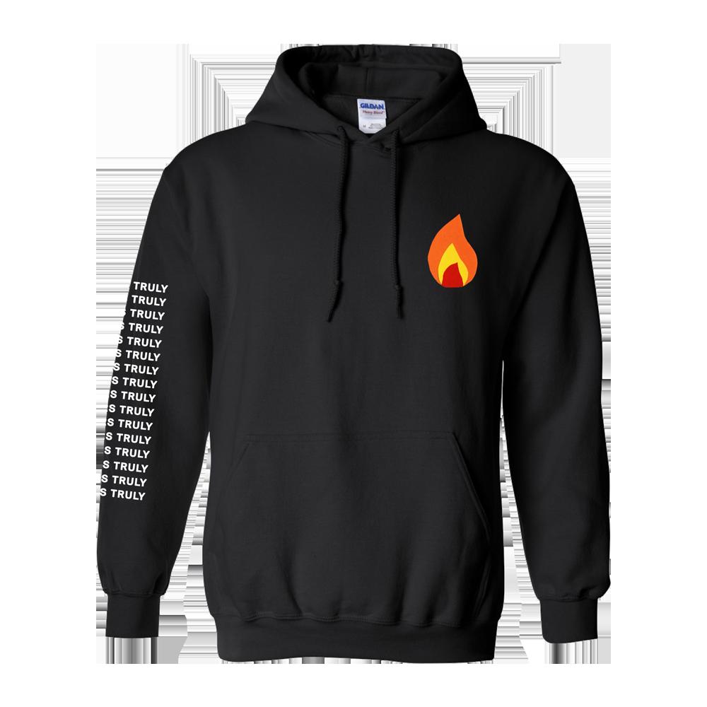 Flames Hoodie
