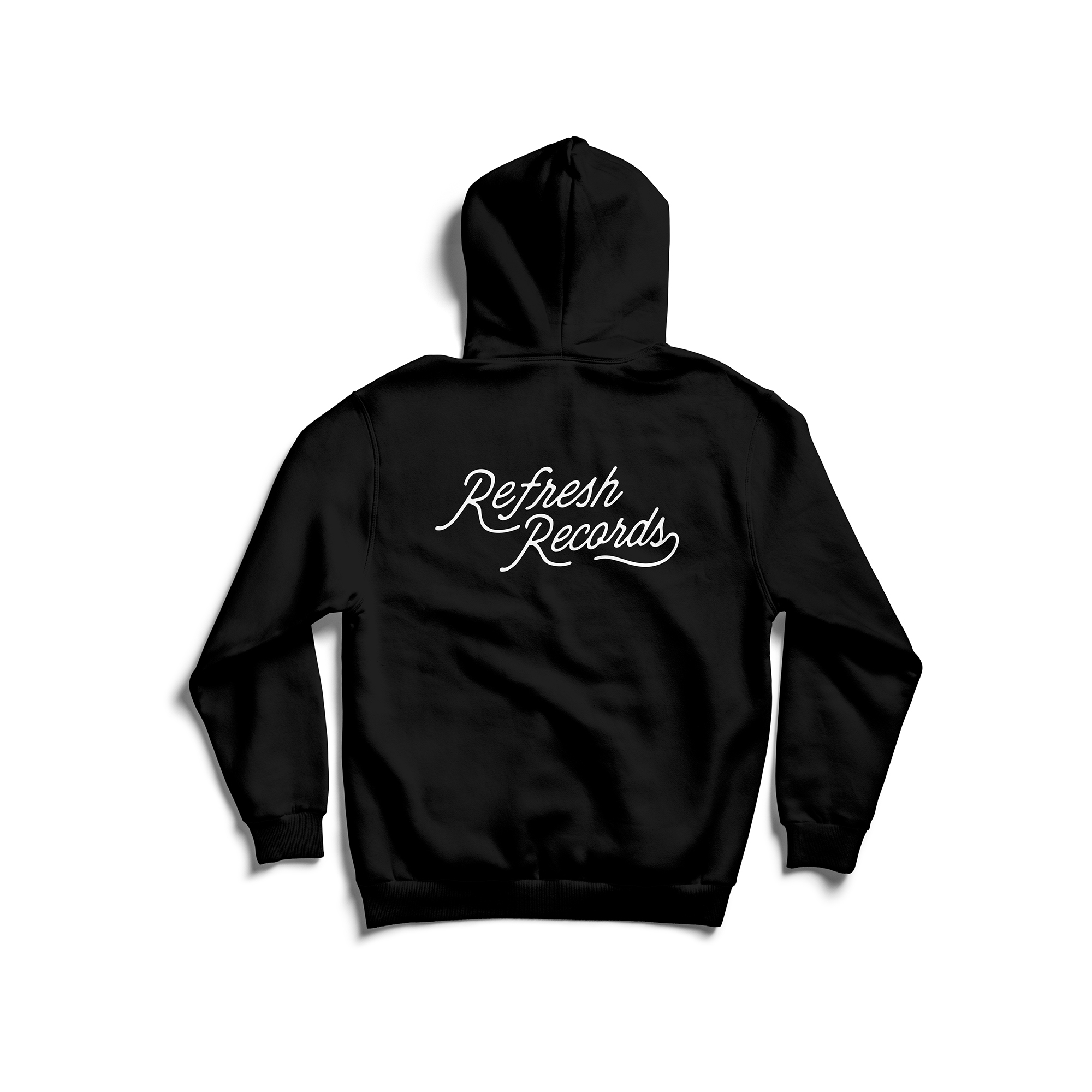 Refresh Records - Hoodie