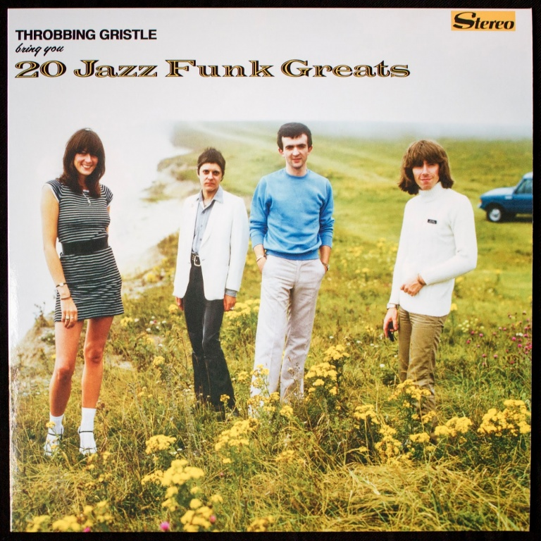 Throbbing Gristle - 20 Jazz Funk Greats LP