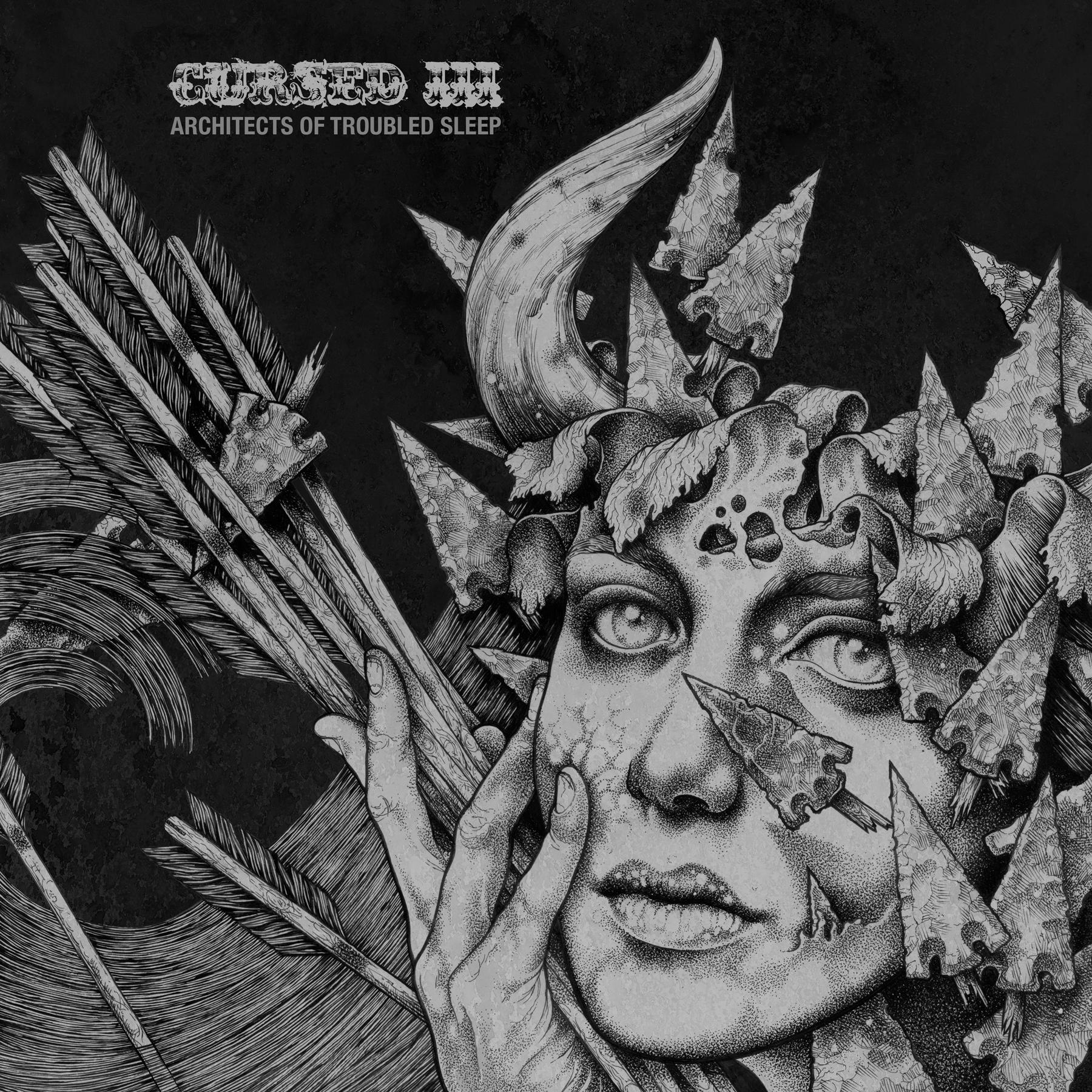 Cursed - III: Architects of Troubled Sleep LP