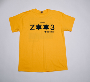 ZETA Established Yellow T-Shirt