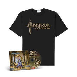 Magnum - The Serpent Rings (CD+Shirt
