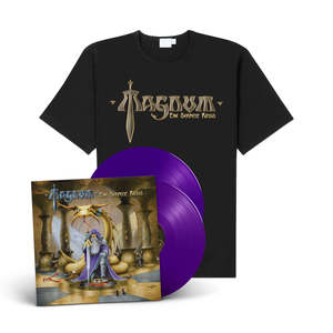 Magnum - The Serpent Rings (LP+Shirt