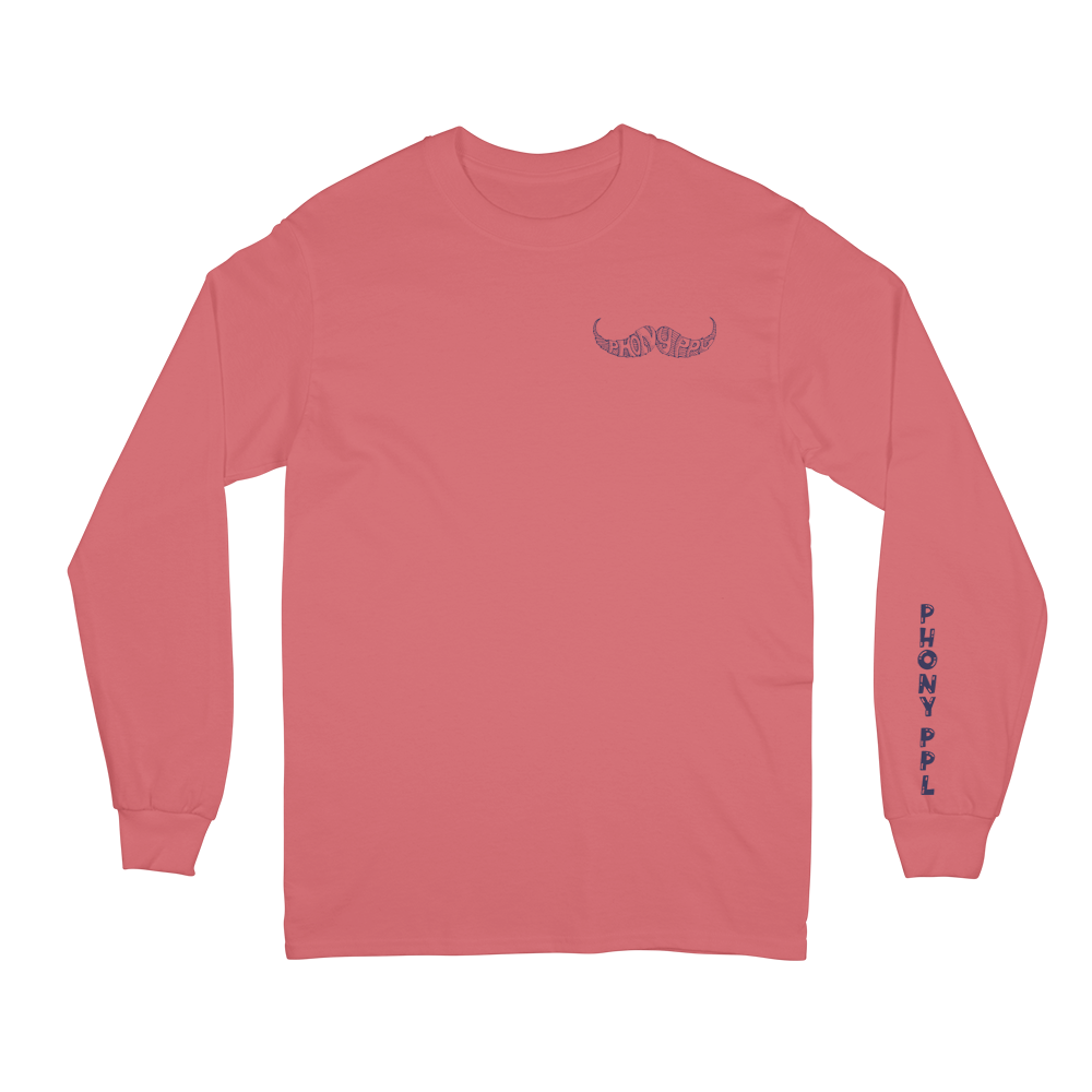 Mustache Long Sleeve