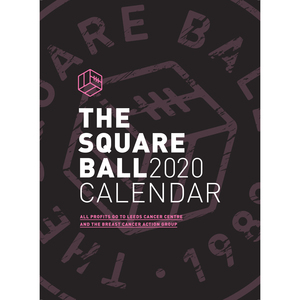 The Square Ball 2020 Calendar