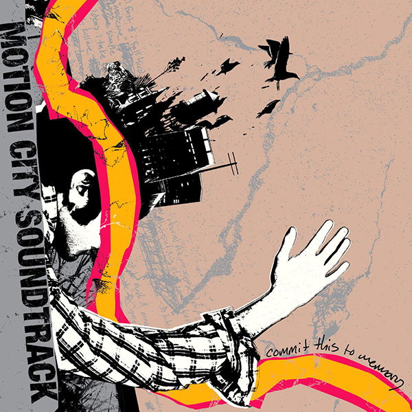 Motion City Soundtrack - Commit This To Memory LP