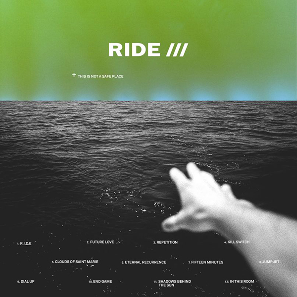Ride - This Is Not A Safe Place 2xLP