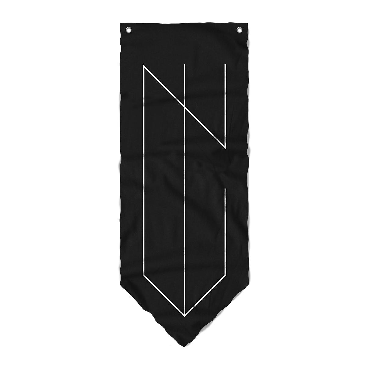 NYVES - Wall Flag