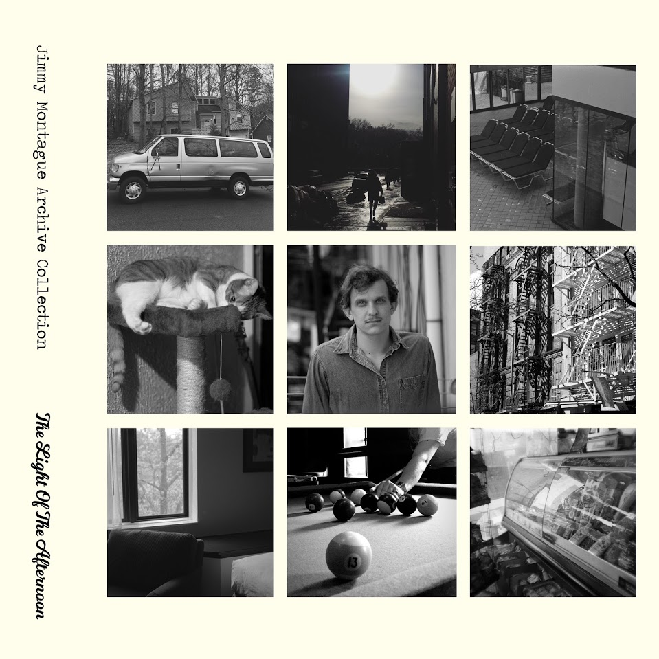 Jimmy Montague - Light Of The Afternoon - Tape