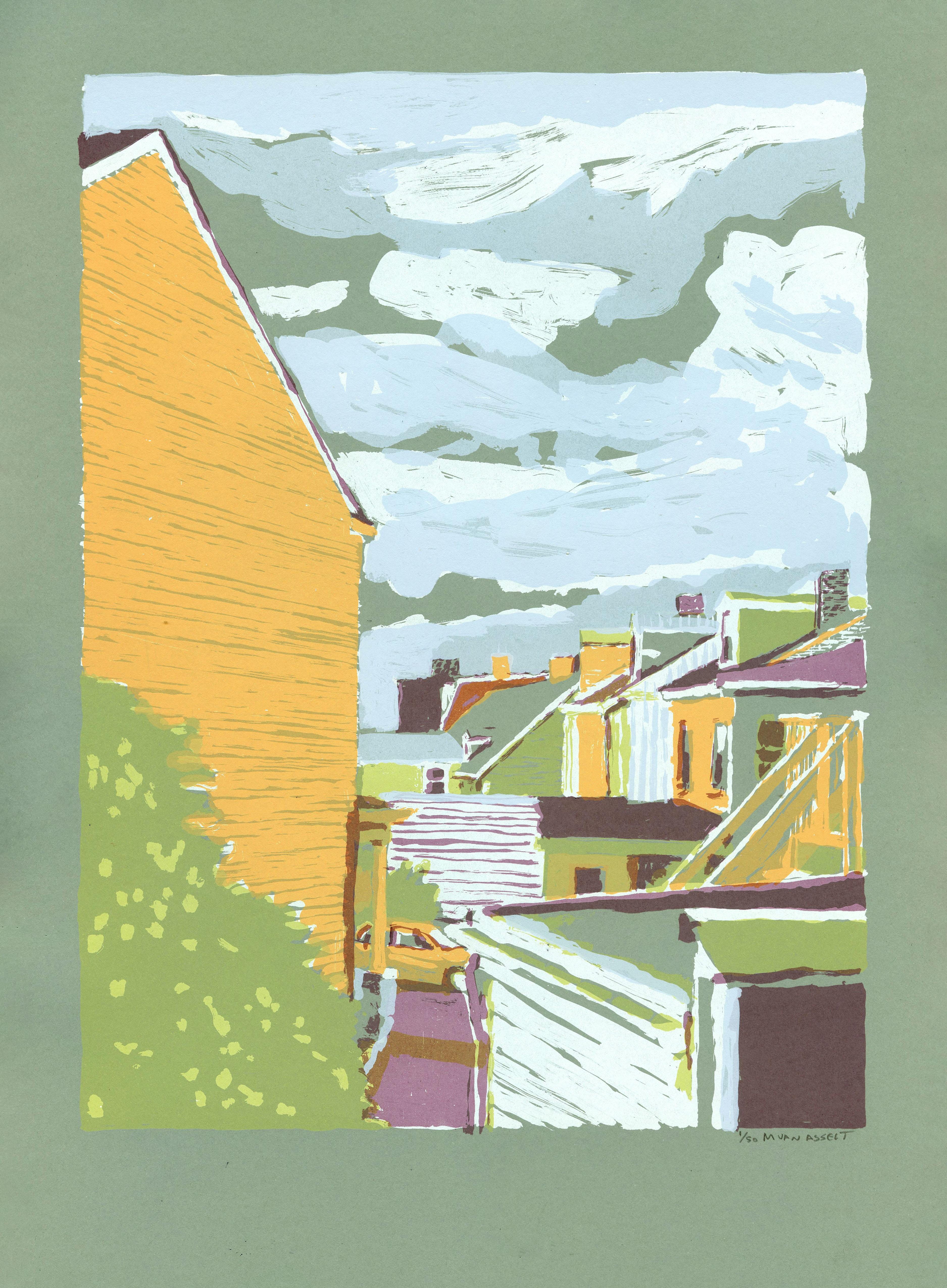 Pittsburgh Landscape #2