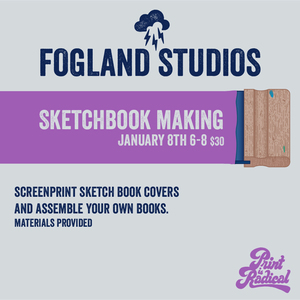 Sketch Book Making