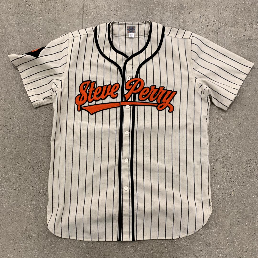Ebbets Field Flannels Custom Steve Perry Jersey (est. June 30, 2020 arrival)